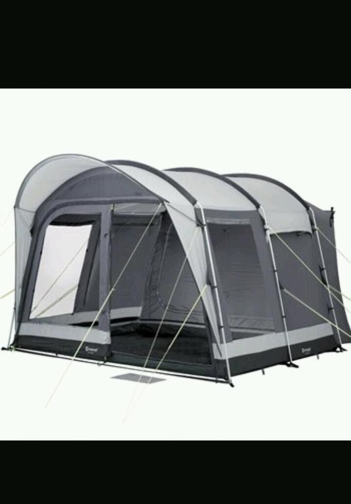 outwell country road drive away awning in chippenham. Black Bedroom Furniture Sets. Home Design Ideas