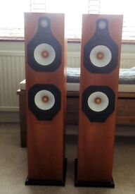Monitor Audio Silver 9i Speakers with Owners Manual