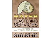 Hayes Plastering Services