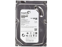 Seagate Desktop 3.5 inch 2TB 7200 RPM 64MB 6GB/S Internal SATA Drive