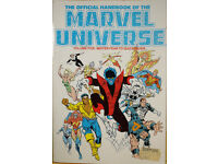 Official Handbook Marvel Universe vol. 5 (1985)