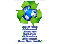 ♻️ Rubbish and Waste removal , house clearence , garden waste , rubbish removal ,skip ♻️