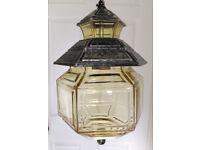 Vintage Lantern Ceiling Light