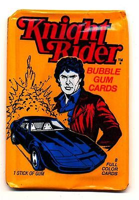 Knight Rider (TV) Trading Card Pack