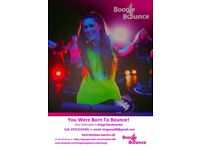 Boogie Bounce North Merchiston Club, Colinton , Edinburgh, EH11 1EP