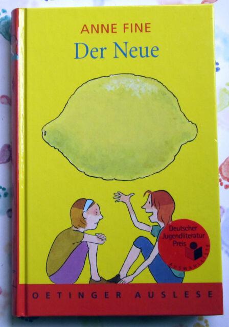 DER NEUE - Anne Fine