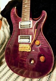 PRS custom 24 Academy Special. 1 of 40 made. collectable artist package guitar