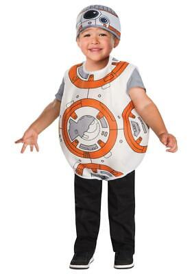 Star Wars BB8 ~ Halloween Costume ~  Toddler 3T-4T ~ NEW