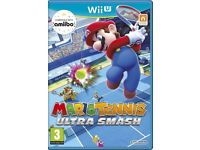 NEW MARIO ULTRA SMASH TENNIS (NINTENDO WII U) - COLLECTION ONLY