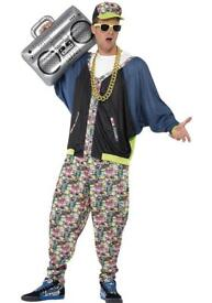 80's fancy dress vanilla ice outfit