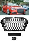 RS3 Look Grill voor Audi A3 8V S3 S line Bumper Frontgrill
