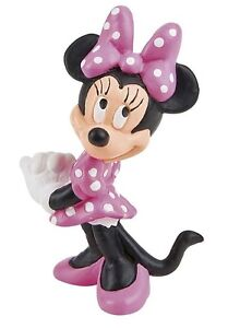 minnie maus figur ebay. Black Bedroom Furniture Sets. Home Design Ideas