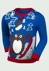 Christmas jumper ages 2 to 3 new