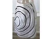 White skirt, size 12