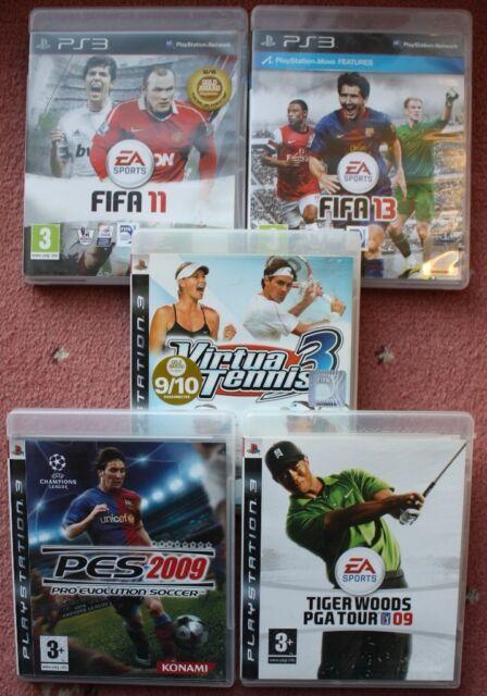 PlayStation 3 games bundle: FIFA 11