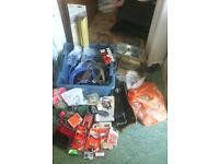JOB LOT OF CAR PARTS - SOME NEW/OLD STOCK - SOME USED - ALL SORTS