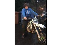 Dirtbike for sake KX85