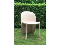 Garden chair - light pink