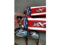 Callaway XR16 Driver and 3+ wood