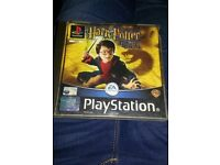 playstation 1 game harry potter and the chamber of secrets