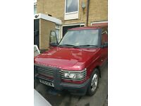 Range Rover P38 spares or repairs