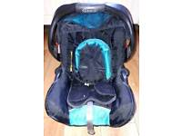 Graco Car Seat and Buggy Parasol