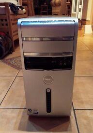 Dell Inspiron 530 Desktop - Intel Core 2 Quad/AMD HD6450 1GB/4GB RAM/500GB HDD *BARGAIN*