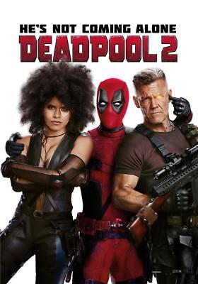 Deadpool 2 8x10 11x17 16x20 22x28 24x36 27x40 Movie Poster R