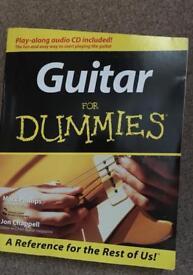 Dummies Guitar Book