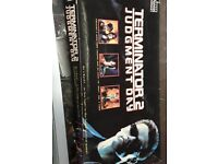 Terminator 2 Judgement Day Collectors Board Game