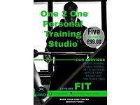 5 Personal Training sessions for £99