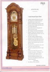 Beautiful Grandfather clock ..moved house no room 😔