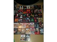 44 Dvds Mixed Selection