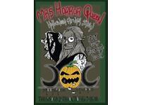 Mrs Horror Queen Halloween Catwalk Show