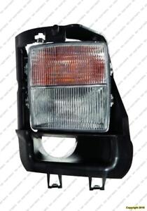 Signal Lamp With Fog Passenger Side (Sts-V) High Quality Cadillac STS 2006-2009