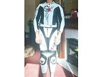 Dainese leathers women size 8 2 piece