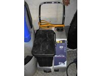 Matrix SV8 Professional / IndustrialCleaning System. 8 Bar Pressure Steam. Vacuum. Steel