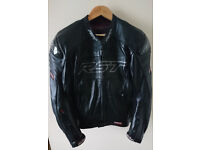 RST Pro Series Leather Jacket size 40