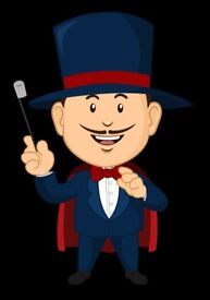 MAGICIAN required for school fundraising/charity event