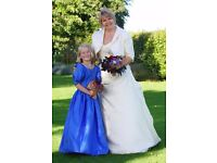 2 x bridesmaid dresses. Royal blue. Excellent condition. Ready to wear Digby area
