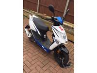 Lexmoto echo moped
