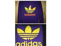 2x Adidas Hoodies