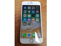 iPhone 6S 128Gb, exceptional condition, professionally CHECKED +case +box +more, unlocked rose gold