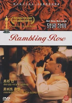 Rambling Rose  1991  Laura Dern   Robert Duvall Dvd New  Fast Shipping