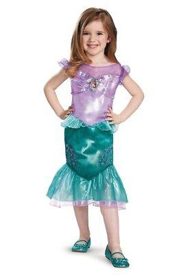 Mädchen Kleinkind Ariel Disney Prinzessin Klassisch Lizensiertes Kostüm