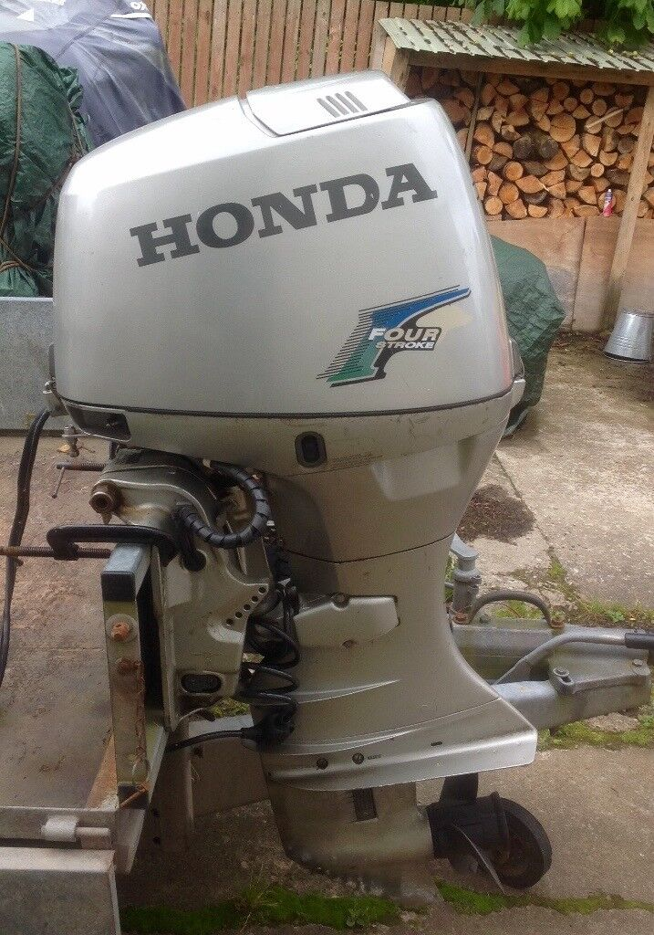 Honda bf50 hp outboard engine tank fuel line in lairg for Gas tanks for outboard motors