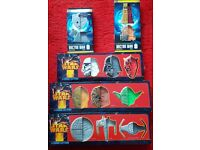*NEW* Starwars and Dr Who Cutters Set