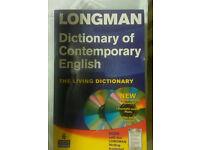 longman dictionary of contemporary englishlongman dictionary of contemporary english