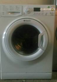 HOTPOINT 8KG 1300RPM A+++ **FREE LOCAL DELIVERY 3 MONTHS GUARANTEE**