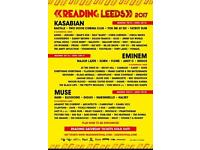 2 x reading weekend tickets